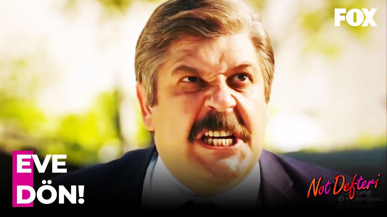Ufuk, Babasıyla Eve Döndü - Not Defteri 7. Bölüm