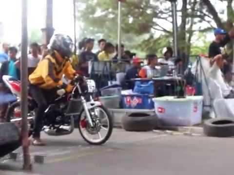 Drag Bike IFO Jambi, Telanai, Ninja RR FFA, 05 Oktober ...