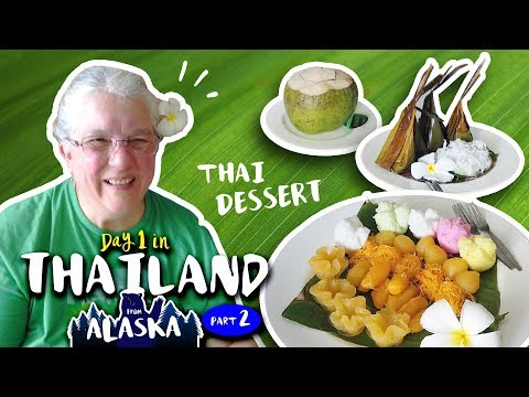 thailand-travel-day-1-part-2-l-welcome-thai-dessert