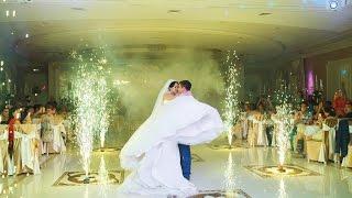 Свадьба Астрахань! ( Ибрагим и Диляра!!! САМАЯ ЯРКАЯ СВАДЬБА)