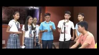 PART II High School Students of ESNCHS Goes Viral in Social Media