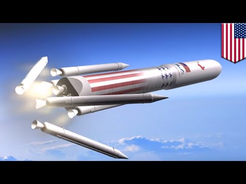 SpaceX v ULA: United Launch Alliance to drop reusable rocket launch cost by 70% in 2020s - TomoNews