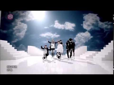 2PM - HIGHER MV full Ver.