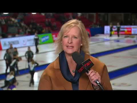 2019 Home Hardware Canada Cup of Curling - Jones vs. Einarson - Draw 2