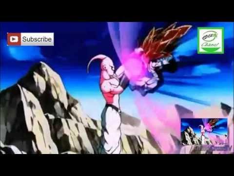 Dragon Ball Z Gotenk Super Saiyan 3