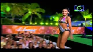 Concurso Nacional de Belleza Colombia 2011 -  Desfile en Traje de Baño HD