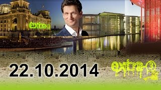 Extra 3 vom 22.10.2014