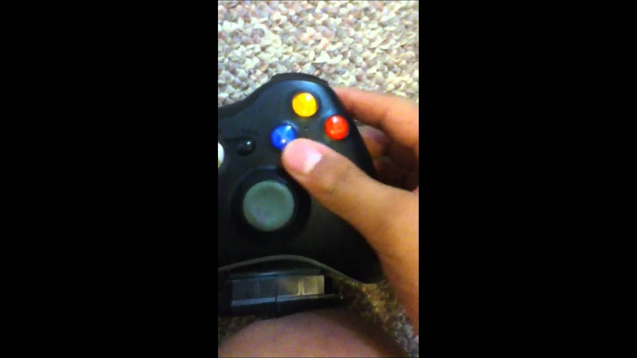 How to fix xbox 360 sticky buttons (EASY)