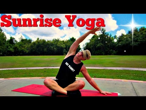 Yoga for Complete Beginners - 30 minute Yoga Class #sunriseyoga #morningyoga