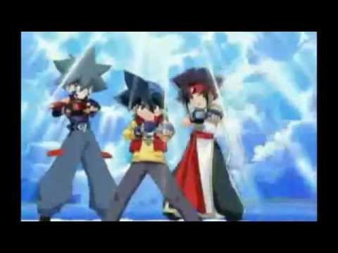 Beyblade - Beat it