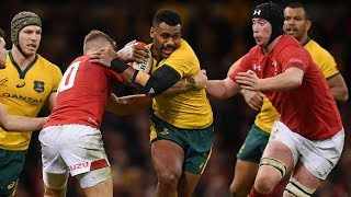Spring Tour: Wales vs Wallabies, Cardiff