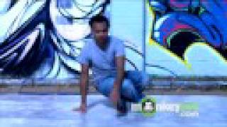 Breakdance - Floor Work - How to Six Step - 6-Step