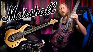 FAQ107 - MARSHALL AMPS, DISAPPOINTING GUITARS, A GOOD CLEAN SOUND