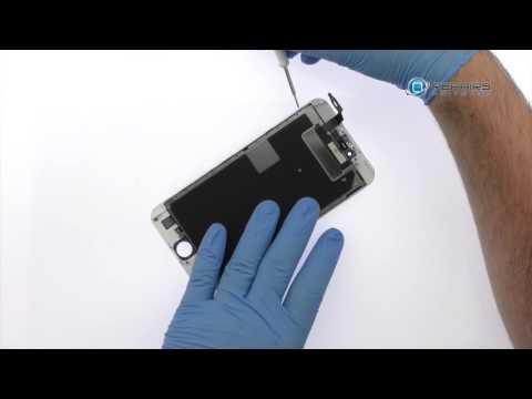 IPhone 6s Plus LCD And Touch Screen Digitizer Repair Video - RepairsUniverse