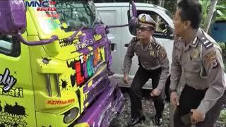 "PENGEMUDI TRUK ""KAPTEN OLENG"" DIJADIKAN TERSANGKA | 22-01-2019 | LINTAS INEWS YOGYAKARTA"