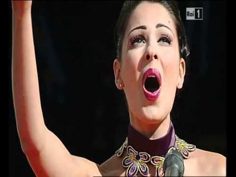 DESIRE CAPALDO 11 Settembre - Un canto di Pace RAIUNO