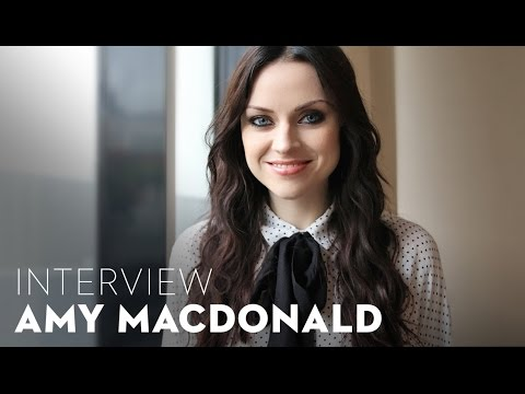 Interview // Amy MacDonald