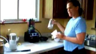 """Melissa Makes Raw Tortillas On Makin' It Monday """"guest Raw Chef"""" Edition"""