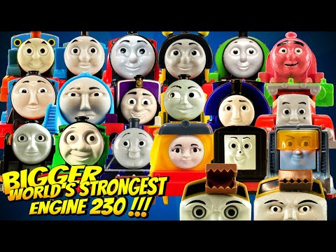 Bigger Thomas and Friends Worlds Strongest Engine 230