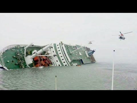 What caused South Korea ferry disaster? BBC News