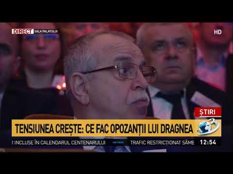 """Liviu Dragnea, la Congresul PSD: """"Defăimarea propriei țări e o faptă foarte gravă. Atacul asu"""