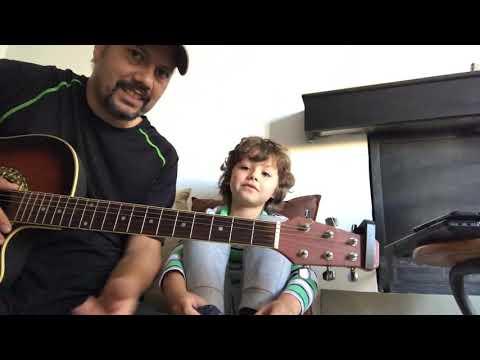 PAW PATROL SONG, ACOUSTIC GUITAR VERSION