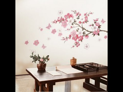 Asian paint new 3d wall decoration 2017 youtube for 3d wallpaper for home singapore