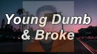 Download Lagu KHALID - Young Dumb & Broke ( Reggae Cover feat Fvck Prod ) mp3