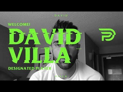 David Villa -- Welcome To Designated Player