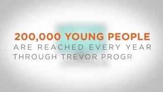 Celebrating The Trevor Project