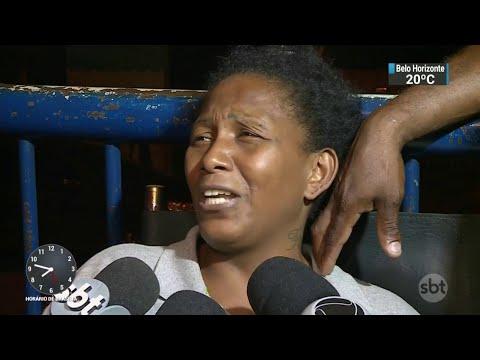Bebê de um ano e outros dois inocentes morrem em tiroteio no Rio | SBT Brasil (17/03/18)