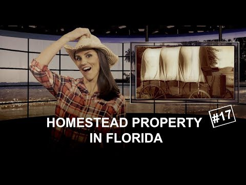 How to Homestead Property in Florida | REALTY V   Season 2, Episode 17