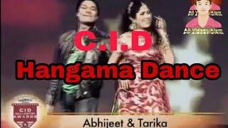 Video C.I.D Hangama Dance..Abhijeet & Tarika ka LOVE Dance..full Dangama download MP3, 3GP, MP4, WEBM, AVI, FLV Agustus 2018