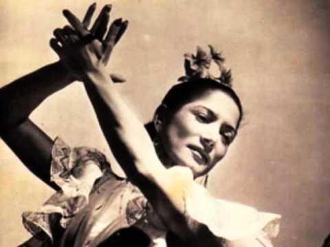 Carmen Amaya - Fiesta de Jerez - YouTube