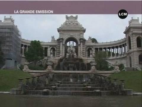 Palais Longchamp : Une Histoire d'Eau ! (Marseille)