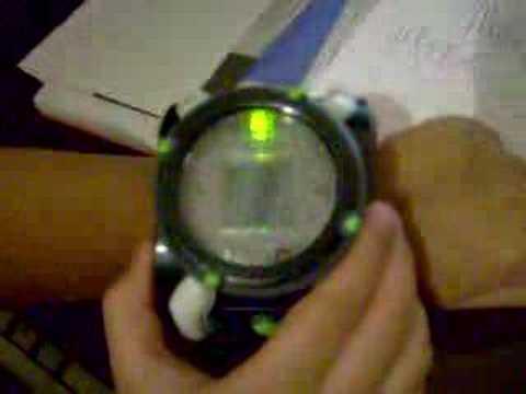 453b4f67428 Relógio Ben 10 Omnitrix - YouTube