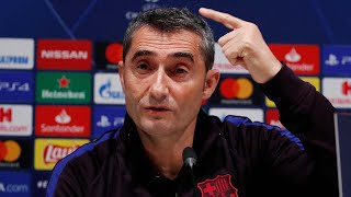After two years and a half as barcelona's manager ernesto valverde was fired by the blaugranas. defeat against atletico de madrid seal of...