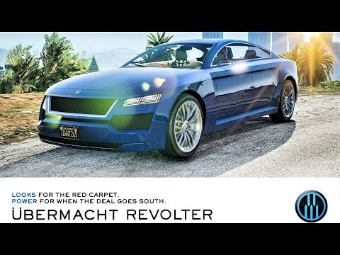 GTA Online Jan 23rd Newswire! The Ubermacht Revolter Now Available & More! - News & Updates
