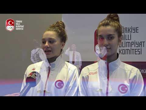 Genç Taekwondo Sporcularımız Gençlik Olimpiyatları Kotası İçin Tunus'ta