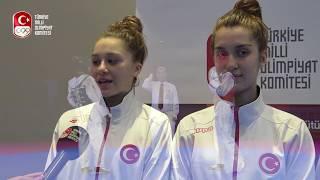 Genç Taekwondo Sporcularımız Gençlik Olimpiyatları Kotası İçin Tunus