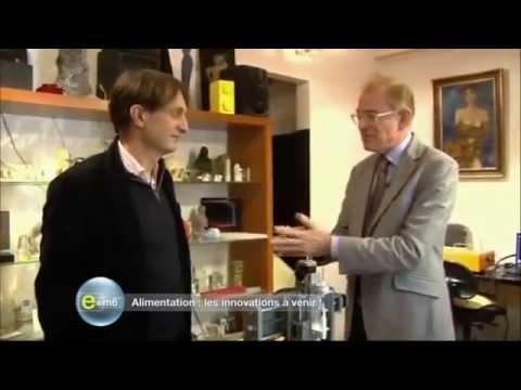 E=m6 : l'imprimante 3D chocolat, une technologie pour l'alimentation du futur