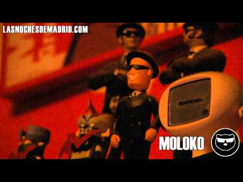 Moloko - Las Noches de Madrid