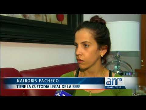 Cubano que busca custodia de bebe cuya Mamá murió al nacer conoce a la menor