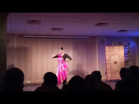 Geeta Chandran Anekant at IGNCA