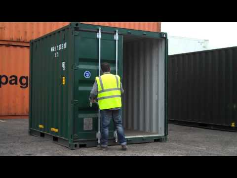 10ft Shipping Container For Sale - Www.bullmanscontainers.co Uk