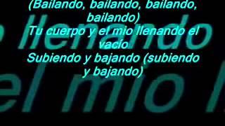 Bailando Enrique Iglesias letra