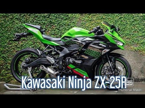 Suara Kawasaki Ninja ZX-25R Knalpot Yoshimura | Sound Kawasaki ZX25R