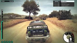DIRT 3 Episode #1  (Kenya) Part2
