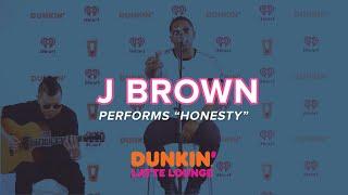 J. Brown Performs