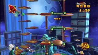 BurgerTime World Tour: Burger Gameplay